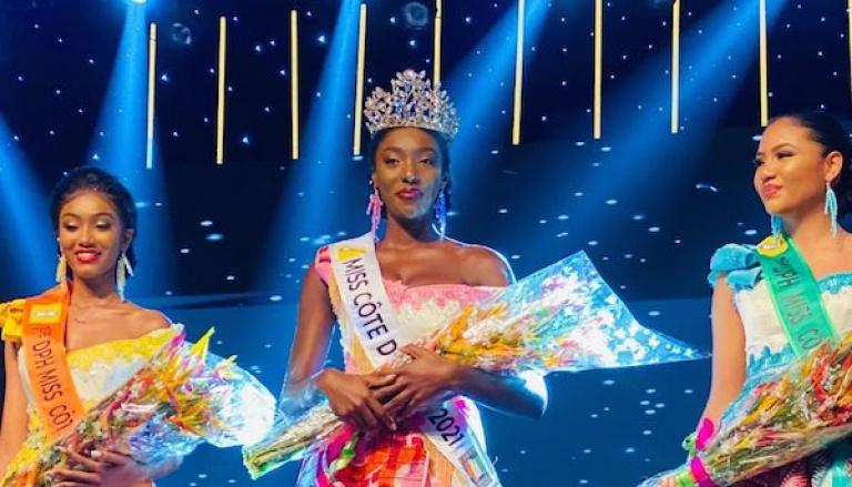 Miss Côte d'Ivoire 2021